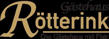 Logo Gästehaus Rötterink
